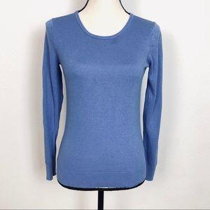 Banana Republic Silk Cashmere Sweater XS